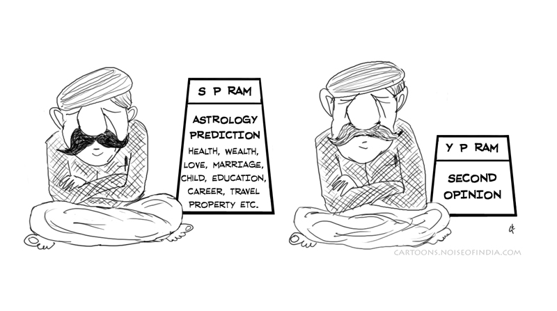 astrology predictions, second opinion